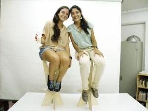 Designing a seat. UCV