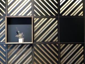 Panelado de pared para Tokio Sushi restaurant