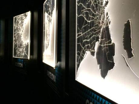 Displays para Exposición Metropolis Barcelona.
