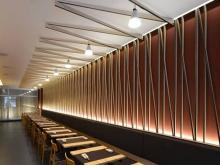 Interiores Restaurant Can Nick