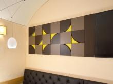 Sushisen Restaurant Wall Panel
