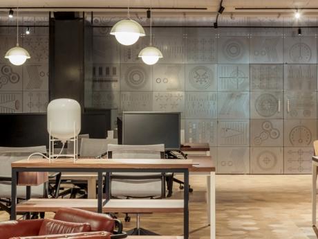 Mural Concept Lab Casa SEAT