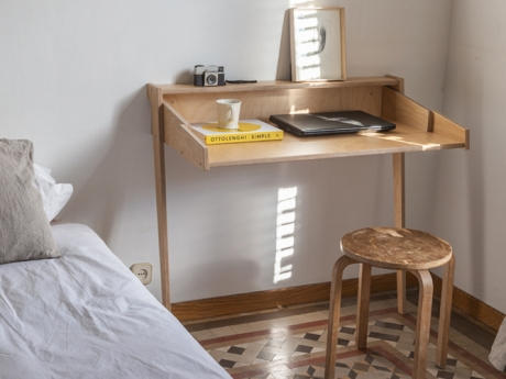 Halfadesk Folding Desk
